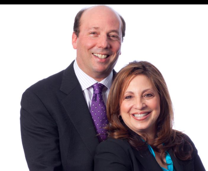 Stuart and Suzanne Grant