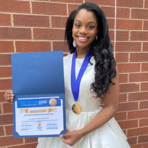 Jacqueline Means Multiplying Good Award