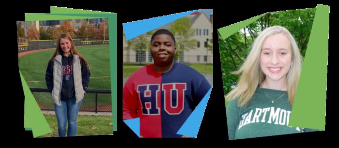 2021 Beau Biden Scholarship Recipients